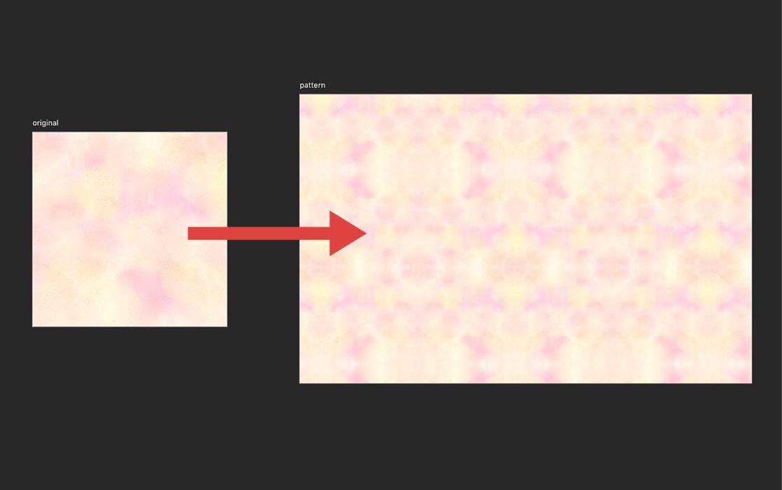 パターンのイメージ画像